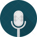Microphone Record Technology Icon