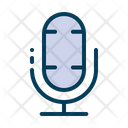 Microphone Speaker Voice Icon