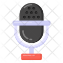 Microphone Mic Recording Icon