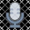 Microphone Mic Recording Icon