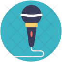 Microphone Mike Mouthpiece Icon