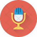 Microphone Sound Radio Icon