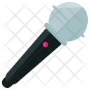 Microphone Music Equipment Icon