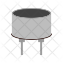 Microphone Circuit Speaker Icon