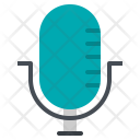 Microphone Song Sound Icon