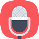 Microphone Vintage Singing Icon