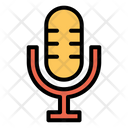 Mic Microphone Music Instrument Icon