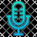 Mic Voice Record Multimedia Record Icon