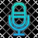 Mic Record Voice Icon
