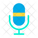 Mic Record Voice Icon