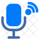 Microphone Connected Icon