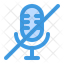 Microphone Mute Icon