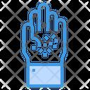 Microplastics Icon