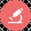 Microscope Research Lab Icon