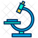 Lab Research Observation Icon