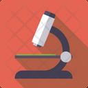 Microscope Laboratory Equipment Icon