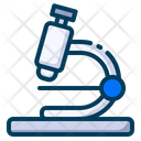 Medical Healthy Microscope Icon