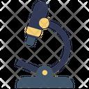 Microscope Research Science Icon