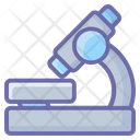 Microscope Research Science Icon
