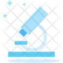 Microscope Chemical Chemistry Icon