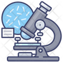 Bacteria Biology Bacterium Icon