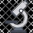 Microscope Research Lab Equipment Icon