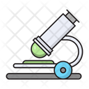 Microscope Lab Research Icon