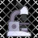 Microscope Electronics Healthcare Icon
