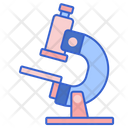 Microscope Microbiology Instrumentlaboratory Equipment Icon