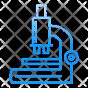 Microscope Scientific Science Icon