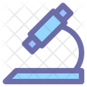 Microscope Biology Chemistry Icon