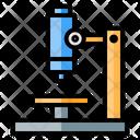 Microscope Laboratory Science Icon