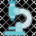 Chemistry Microscope Laboratory Icon