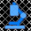 Microscope Laboratory Tool Icon