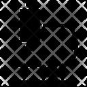 Microscope Laboratory Experiment Icon