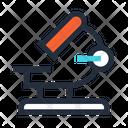 Microscope Micro Biology Laboratory Icon
