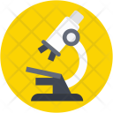 Microscope Research Lab Icon