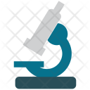 Microscope Research Laboratory Icon