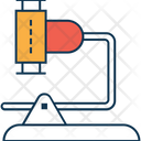 Microscope Research Lab Equipment Icon