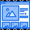 Microstock Icon