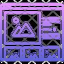 Microstock Shop Graphics Icon