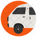 Microvan Van Family Van Icon