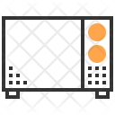 Microwave Tool Equipment Icon