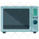 Microwave Oven Electric Icon