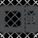 Device Oven Kitchen Equipment Icon