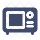 Oven Microwave Cooking Icon