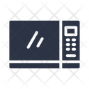 Microwave Electric Oven Icon