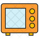 Microwave Appliance Oven Icon