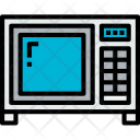 Microwave House Home Icon