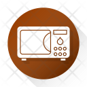Microwave Appliance Kitchen Icon